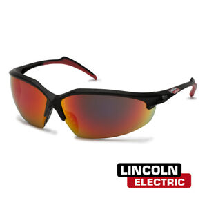 Genuine Lincoln Electric K2970 1 Finish Line Outdoor Welding Safety Glasses