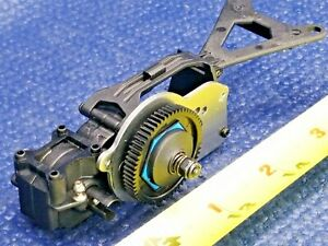 New Losi 1 18 Mini T 2 0 Brushless Trans Complete Gears Differential 212015