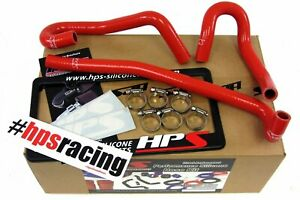 Hps Red Reinforced Silicone Heater Hose Kit For Toyota 00 06 Tundra V8 4 7l Left