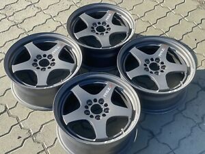 Total Weight 5kg very Rare forged Monoblock work Rsz r R15 5 100 6 5j Et 40