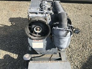 Deutz Engine F3l1011f Diesel Air Cooled 3 Cylinder Engine Video Available