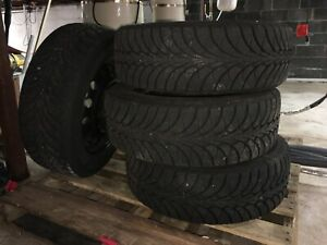Goodyear Ultra Grip Ice Winter 205 60r16 92t Bsw 4 Tires
