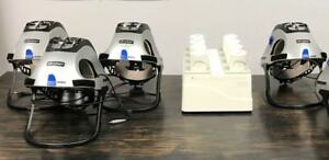 Stryker T5 400 610 Personal Protection System W Charger 4 Helmets 4 Batteries