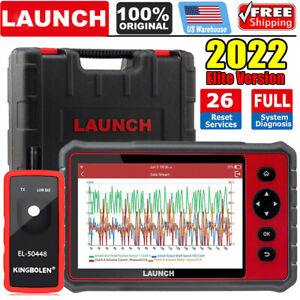 Launch X431 Crp909e Pro All System Obd2 Abs Tpms Dpf Scanner Car Diagnostic Tool