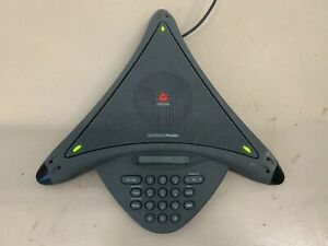 Polycom Soundstation Ex Conference Call Station Telephone 2201 03309 001 Works
