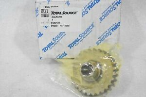 Total Source Ni12353fu400 Sprocket pto driven For Nissan 12353 fu400
