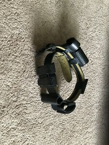 Safariland Basketweave Police Belt With Pouches