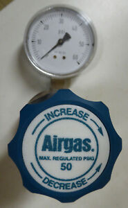 Airgas Y11 210b Specialty Gas Regulator