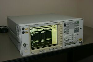 Hp Keysight E4406a Vector Signal Analyzer Excellent Display 30 Day Warranty