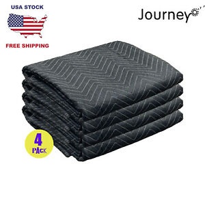 Pro Economic Moving Blankets Quilted 80 X 72 Storage furniture packing