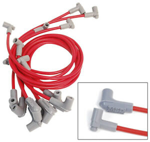Msd Ignition Bbc Wires Low Profile 31299