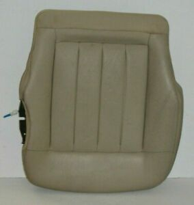 2010 2011 2013 Mercedes E350 E550 W212 Front Left Side Seat Lower Bottom Cushion