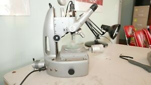 Unitron Tms Or Tmd Toolmakers Microscope Marked 7969 Only
