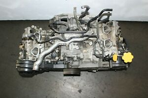 2002 2003 2004 2005 Subaru Wrx Ej205 Avcs Engine Long Block Jdm Ej20 Turbo