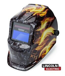 Lincoln Electric Viking 1740 Ignition Welding Helmet K4375 3