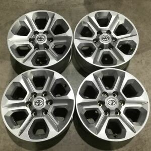 Set Of 4 2014 2019 Toyota 4runner 75153 Wheel 17 Rim Tacoma Oem 4261135520