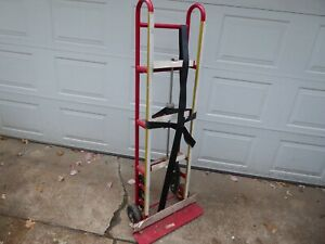 Milwaukee 800 Lb Appliance Dolly W Dual Ratchet Strap Local Stl Pickup Only