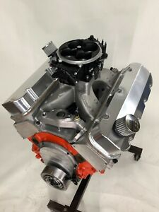 582ci Big Block Chevy Pro street Engine 850hp Efi Street hellcat Killer