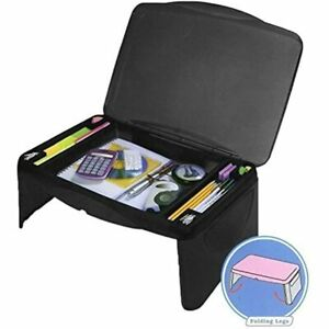 Folding Lap Desk Laptop Breakfast Table Bed Serving Tray The Lapdesk Extra