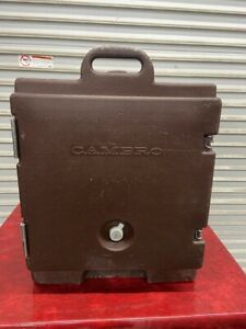Insulated Full Steam Pan Carrier Transport Holding Cambro 300mpc Catering 4990