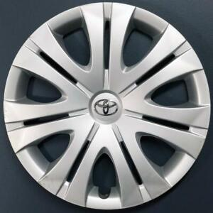 One 2009 2010 Toyota Corolla Xle 61148 16 Hubcap Wheel Cover 4262102090