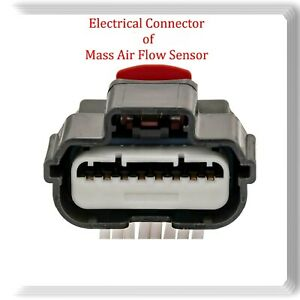 Connector Of Mass Air Flow Sensor Fits Buick Cadillac Chevrolet Gmc 2012 2019