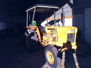 Case 885 David Brown 885 Tractor Good Used Runs Good