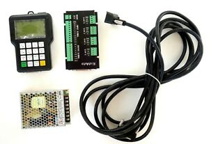 Rich Auto A11 Cnc 3 axis Controller With Power Supply
