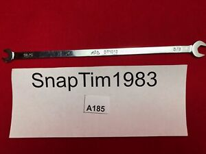 Mac Tools Usa Extra Long Thin Tappett Sae Wrench Double Open End 5 16 3 8