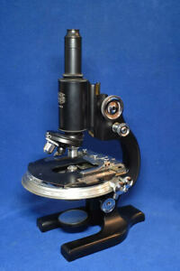 Spencer Microscope Model 33 Gorgeous Stage Monoc Photomicrography