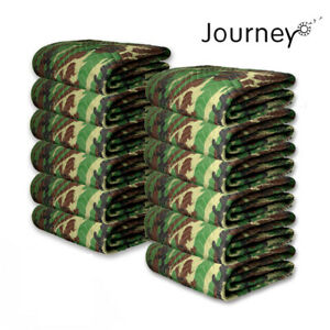 Camo Pro Heavy Duty Moving Blanket Quilted 80 X 72 Storage furniture packing