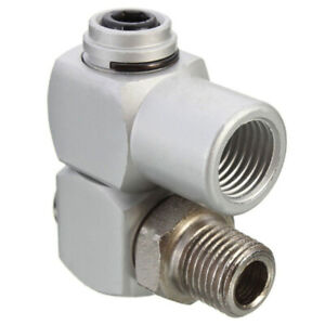 1 4 Npt 360 Degree Swivel Connect Air Compressor Tool Swivel Connector Couplers