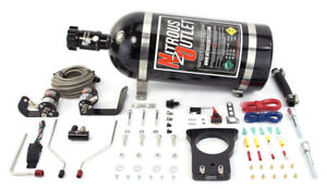 Nitrous Outlet 78mm 97 04 Corvette Plate System no Bottle