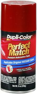 Dupli color Bns0570 Cherry Red Pearl Metallic For Nissan Touch up Paint 8 Oz