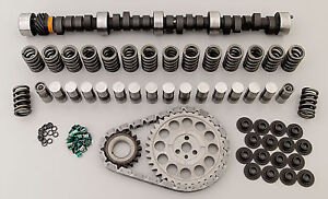 Comp Cams K12 601 4 Sbc Chevy Thumper Mutha Camshaft Lifters Chain Springs