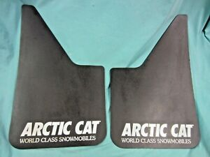 Arctic Cat Snowmobile Mud Flaps For Truck Car