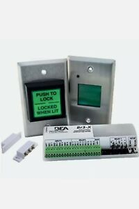 Bea 10restroomkit For Access Control Automatic Door Applications