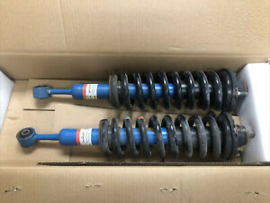 Pair Front Strut Shock W Coil Spring For 2016 2018 Tacoma Trd Sport 2018 24k
