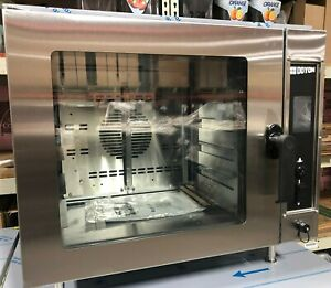 Doyon Dc0t5 Countertop Convection Oven 240 Volts 1 Phase free Shipping