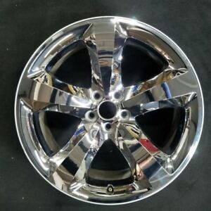 20 Inch Chrome Dodge Challenger Charger 2011 2014 Oem Factory Wheel Rim 2411