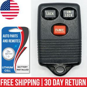 1x Used Factory Oem Keyless Entry Remote Key Fob For Ford Lincoln Mercury