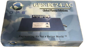 Gps fc24 ac Auto cleaning Ionization System Global Plasma Solutions New