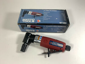 Matco Tools 1 3hp Heavy Duty Air Die Grinder 90 Degree Angle Mt1893