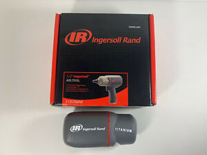 Ingersoll Rand 2135timax 1 2 Drive Air Impact Wrench New With Protective Boot