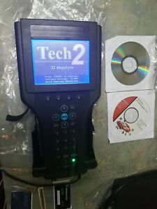 Vetronix Gm Tech 2 Diagnostic Scanner