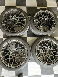 Ford Mustang Gt500 Wheels And Tires Authentic Shelby Gt500 Wheels