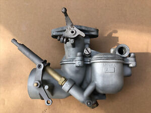 1928 1929 1930 1931 Model A Ford Tillotson Model X Carburetor Carb Fuel Motor 3