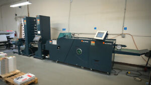 C p Bourg Bme Booklet Finishing System