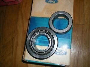 Nos 1975 1976 Ford Thunderbird Rear Wheel Bearing D5az 1225 b