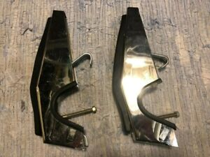 Nos Bumper Guards Bumperettes For Ford Chevy Dodge Amc 1960s 1970s